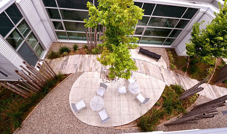 Sustainable environmental design lashley associates for Landscape architecture canada